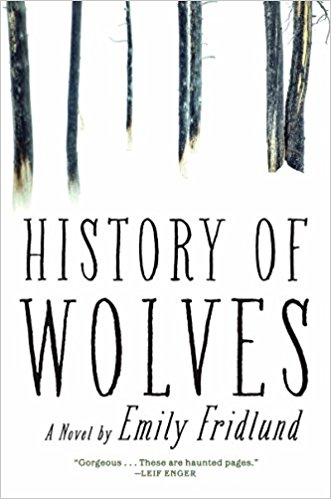 History of Wolves, by author Emily Fridlund