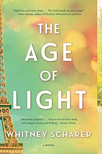 The Age of Light, by author Whitney Scharer