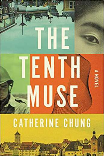 The Tenth Muse, by author Catherine Chung
