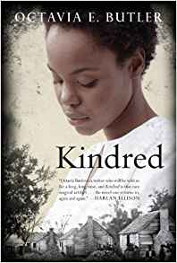 Kindred, by author Octavia Butler