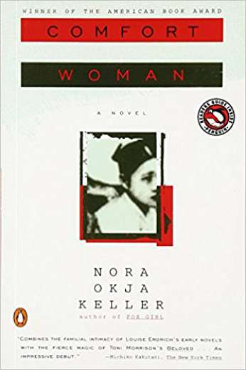 Comfort Women, by author Nora Okja Keller