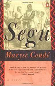Segu, by author Maryse Conde