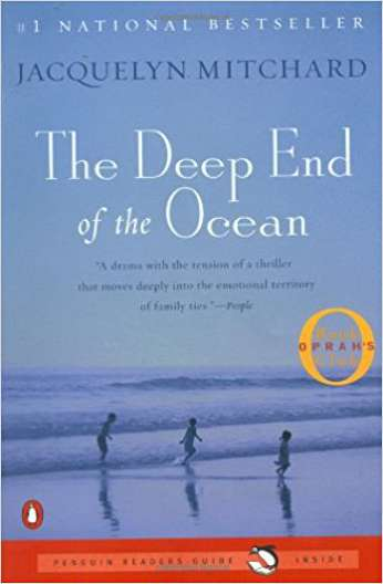The Deep End of the Ocean, by author Jacquelyn Mitchard
