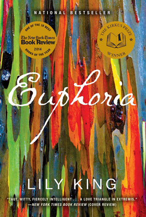 Euphoria, by author Lily King