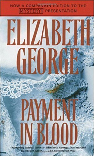 Payment in Blood, by author Elizabeth George