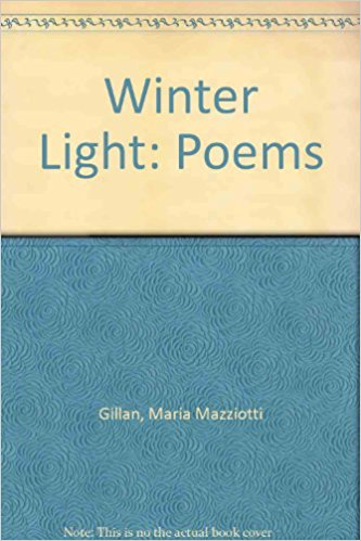 Winter Light, by author Maria Gillan