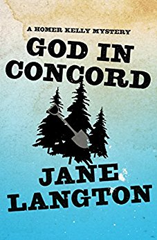 God in Concord, by author Jane Langton