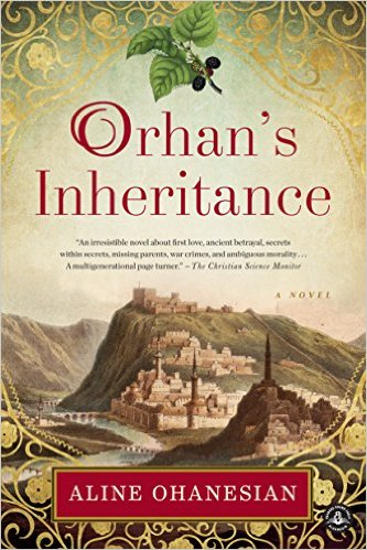 Orhan's Inheritance, by author Aline Ohanesian