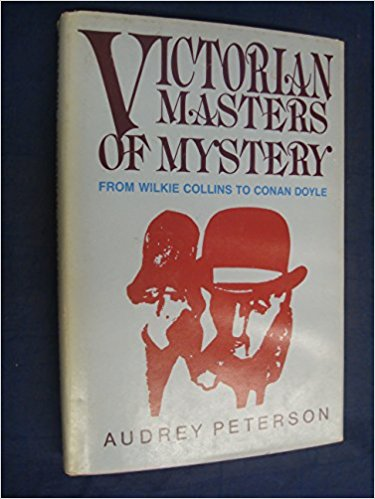 Vistorian Masters of Mystery, by author Audrey Peterson