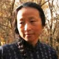 Wang Ping, author of Aching for Beauty: Footbinding in China