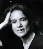 Sharon Olds, author of Blood, Tin, Straw