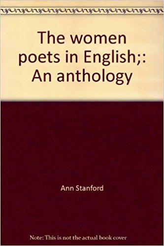 The Women Poets in English, by author Ann Stanford