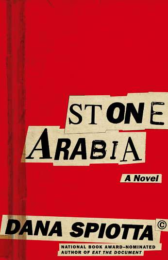 Stone Arabia, by author Dana Spiotta