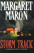 Storm Track, by author Margaret Maron