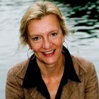 Elizabeth Strout, author of Olive Kitteridge