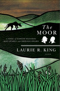 The Moor, by author Laurie R. King