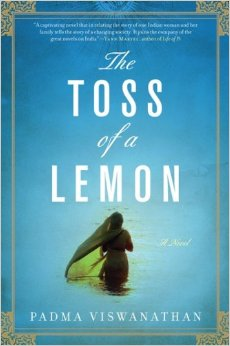 The Toss of a Lemon, by author Padma Viswanathan