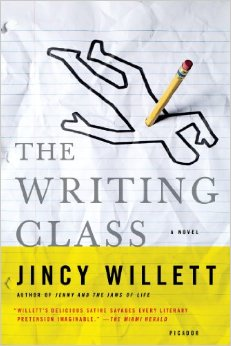 The Writing Class, by author Jincy Willet