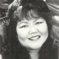 Lois-Ann Yamanaka, author of Blu's Hanging